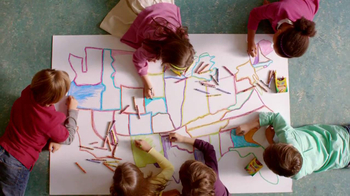 Crayola Crayons TV Spot, 'Made in the U.S.A.' - Thumbnail 10