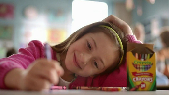 Crayola Crayons TV Spot, 'Made in the U.S.A.' - Thumbnail 3