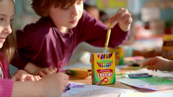 Crayola Crayons TV Spot, 'Made in the U.S.A.' - Thumbnail 8