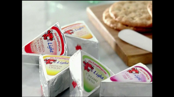 The Laughing Cow Light Cheese Wedges TV Spot, 'Indulge' - Thumbnail 1