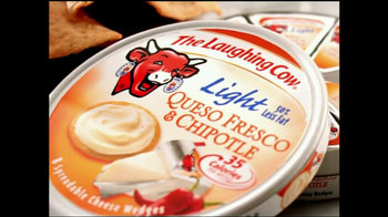 The Laughing Cow Light Cheese Wedges TV Spot, 'Indulge' - Thumbnail 4