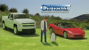 The General TV Spot, 'Glider' - 378 commercial airings