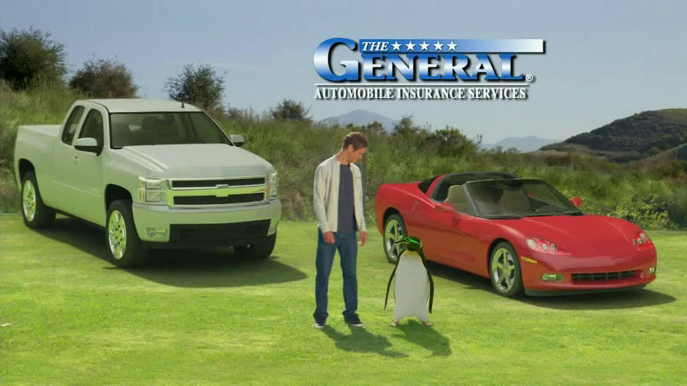The General Tv Commercial Glider Ispottv