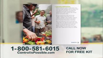 Sanofi-Aventis TV Spot For Type 2 Diabetes - Thumbnail 5