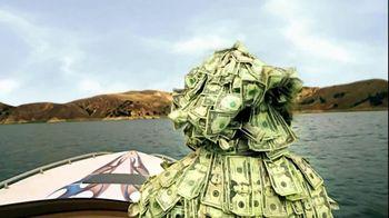 GEICO TV Spot, \'Money Man: Boat\'