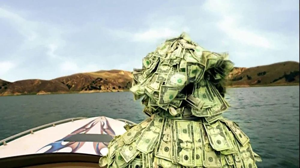 GEICO TV Commercial, 'Money Man: Boat' - iSpot.tv