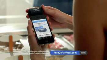 Intuit QuickBooks GoPayment TV Spot, 'Ice Cream Business' - Thumbnail 3