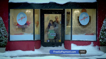Intuit QuickBooks GoPayment TV Spot, 'Ice Cream Business' - Thumbnail 5