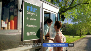 Intuit QuickBooks GoPayment TV Spot, 'Ice Cream Business' - Thumbnail 9