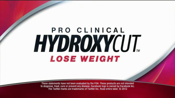 Hydroxy Cut TV Spot For Testimonials - Thumbnail 7