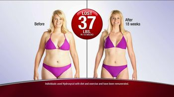 Hydroxy Cut TV Spot For Losing Weight