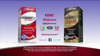 Hydroxy Cut TV Spot For Losing Weight - Thumbnail 10