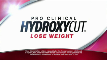 Hydroxy Cut TV Spot For Losing Weight - Thumbnail 9