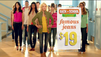 Old Navy TV Spot For Back To School Special Featuring Jennie Garth - Thumbnail 10