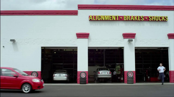 Les Schwab Tire Centers TV Spot For We Speak Brake - Thumbnail 1