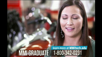 Motorcycle Mechanics Institute TV Spot Classes - Thumbnail 5