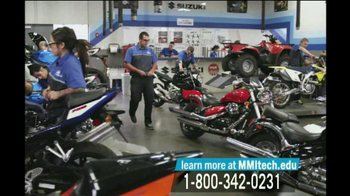 Motorcycle Mechanics Institute TV Spot Classes - Thumbnail 7