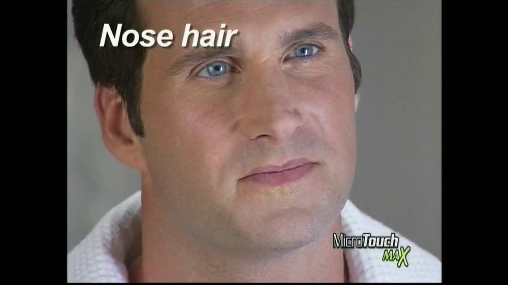MicroTouch Max TV Commercial For Groomed To The Max