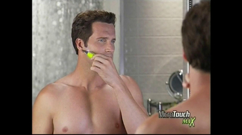 MicroTouch Max TV Spot For Groomed To The Max - Thumbnail 2