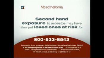Sokolove Law LLC TV Spot For Mesothelioma