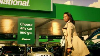 National Car Rental TV Spot, 'Professionals' - Thumbnail 7