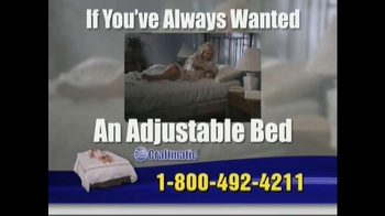 Craftmatic TV Spot For Adjustable Beds Free Informational DVD - Thumbnail 1
