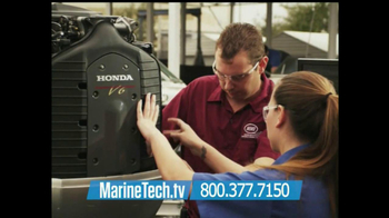 Universal Technical Institute (MMI) TV Spot For Marine mechanics Institute - Thumbnail 3