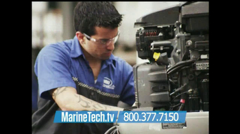 Universal Technical Institute (MMI) TV Spot For Marine mechanics Institute