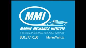 Universal Technical Institute (MMI) TV Spot For Marine mechanics Institute - Thumbnail 5