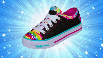 Skechers TV Spot For Twinkle Toes Shoes - Thumbnail 8