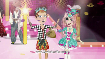 MovieStarPlanet.com TV Spot For Movie Star Planet