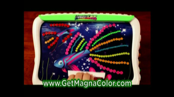 MagnaColor TV Spot For MagnaColor 3-D