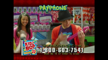 Kidz Bop 22 TV Spot, 'Wild Ride' - Thumbnail 10