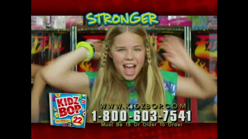 Kidz Bop 22 TV Spot, 'Wild Ride' - Thumbnail 4