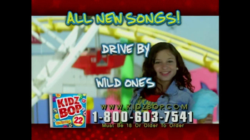 Kidz Bop 22 TV Spot, 'Wild Ride' - Thumbnail 8