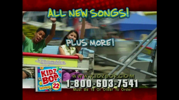Kidz Bop 22 TV Spot, 'Wild Ride' - Thumbnail 9