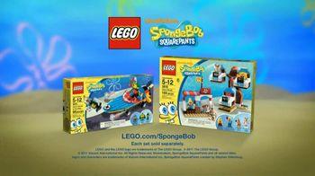 LEGO Spongebob Squarepants TV Spot, 'Heroic Hero Time'