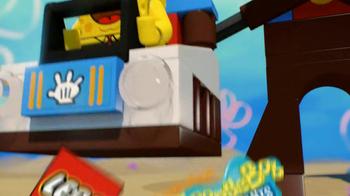 LEGO Spongebob Squarepants TV Spot, 'Heroic Hero Time' - Thumbnail 2