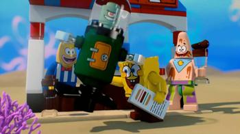 LEGO Spongebob Squarepants TV Spot, 'Heroic Hero Time' - Thumbnail 3