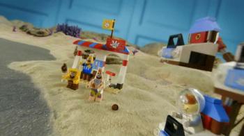 LEGO Spongebob Squarepants TV Spot, 'Heroic Hero Time' - Thumbnail 4