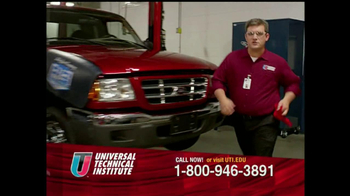 Universal Technical Institute (UTI) TV Spot For Guys Like You - Thumbnail 3