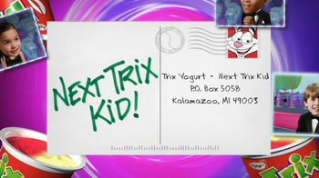 Trix Yogurt TV Spot, 'Next Trix Kid Contest' - Thumbnail 8