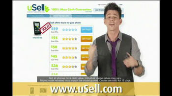 uSell.com TV Spot For Sell Your Old Electronics - Thumbnail 5