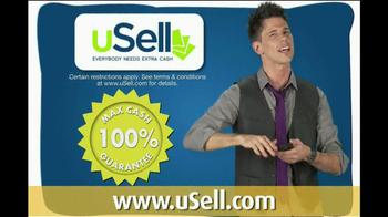 uSell.com TV Spot For Sell Your Old Electronics - Thumbnail 7