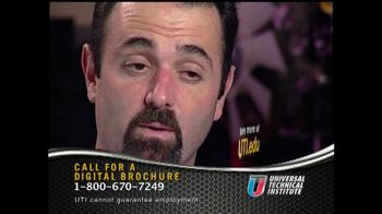 Universal Technical Institute TV Spot For Technicians - Thumbnail 10