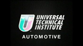 Universal Technical Institute TV Spot For Technicians - Thumbnail 2