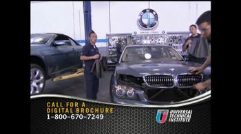 Universal Technical Institute TV Spot For Technicians - Thumbnail 3