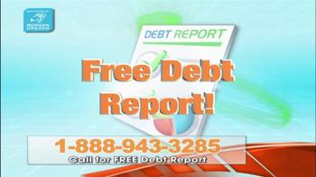 Free Debt Report TV Spot For Legal Service Catalog - Thumbnail 1