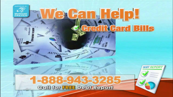 Free Debt Report TV Spot For Legal Service Catalog - Thumbnail 2