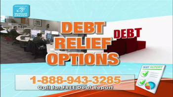 Free Debt Report TV Spot For Legal Service Catalog